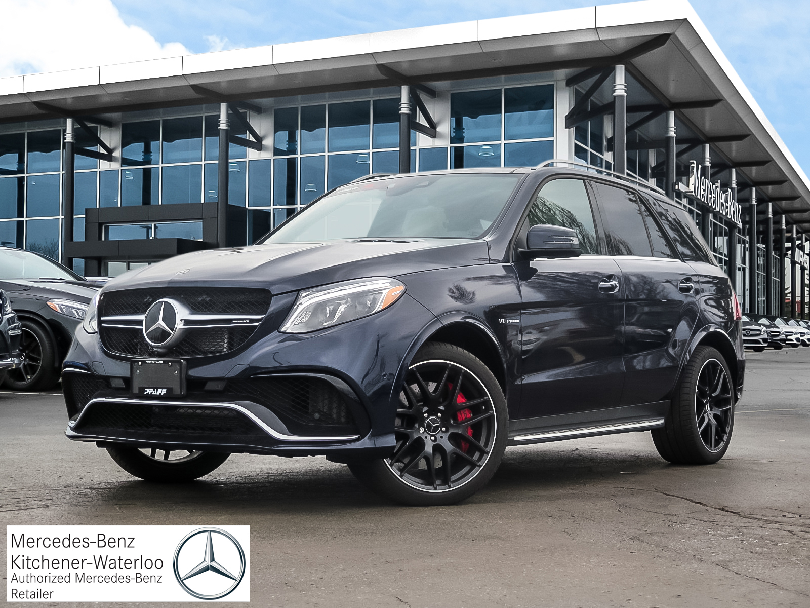 Certified Pre-Owned 2018 Mercedes-Benz GLE63 AMG S 4MATIC SUV