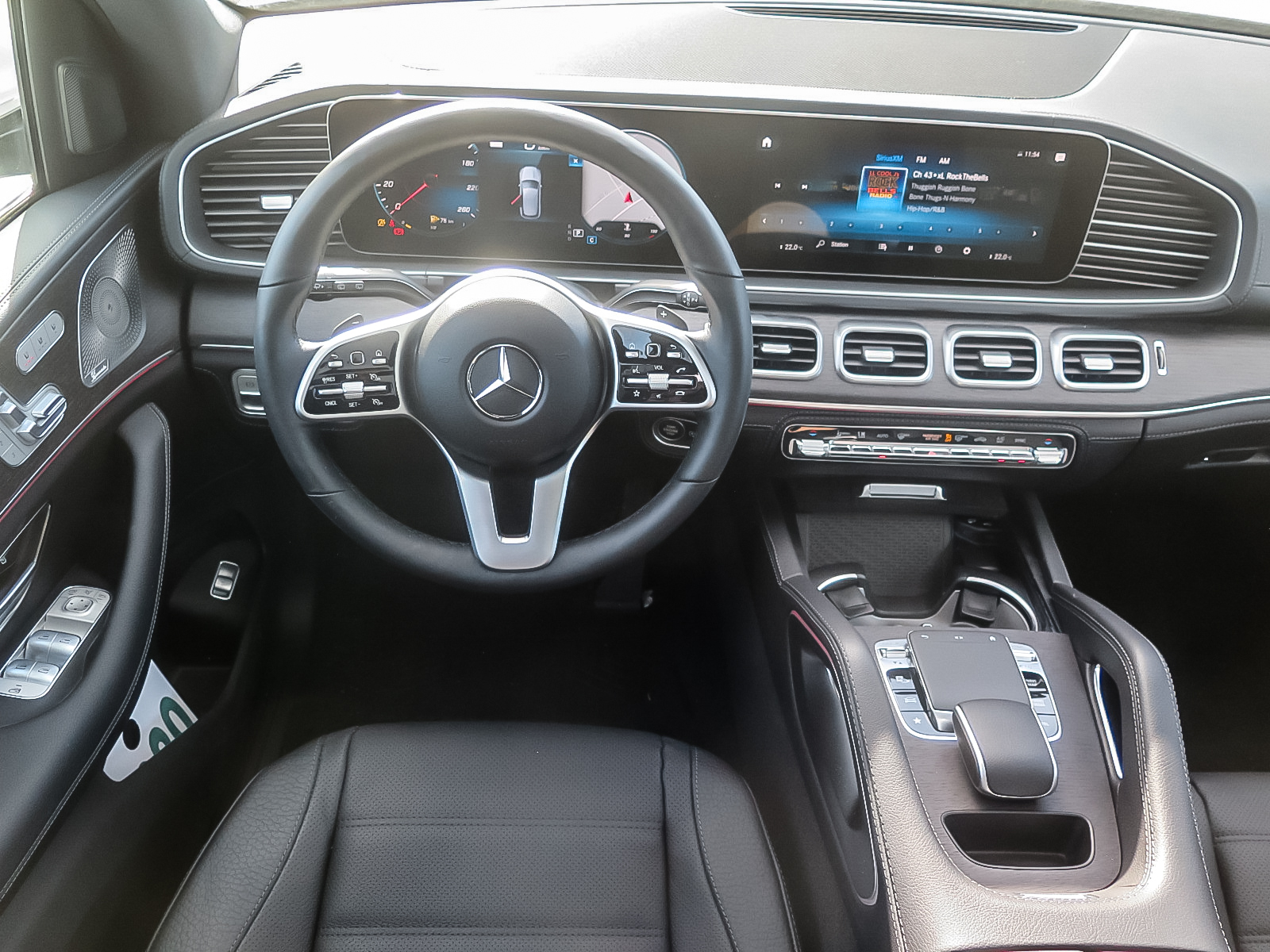 New 2020 Mercedes-Benz GLE350 4MATIC SUV