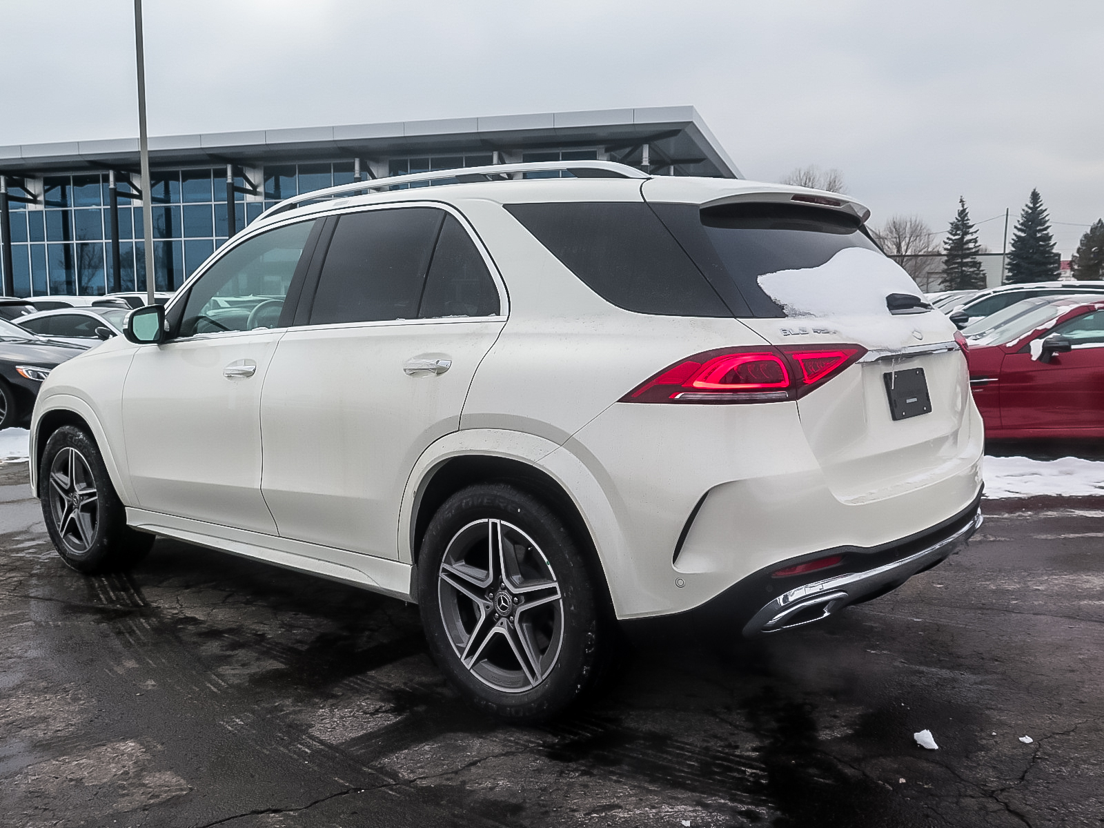 New 2020 Mercedes-Benz GLE450 4MATIC SUV