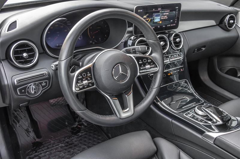 Certified Pre-Owned 2019 Mercedes-Benz C300 4MATIC Sedan