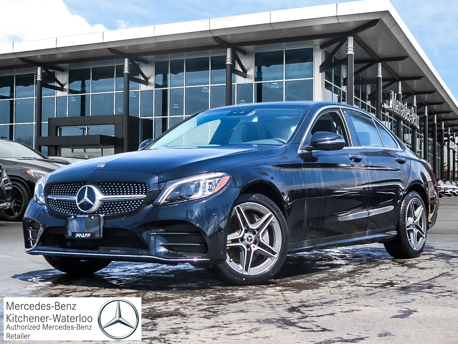 Mercedes Benz 4Matic >> New 2019 Mercedes Benz C300 4matic Sedan 4 Door Sedan In Kitchener