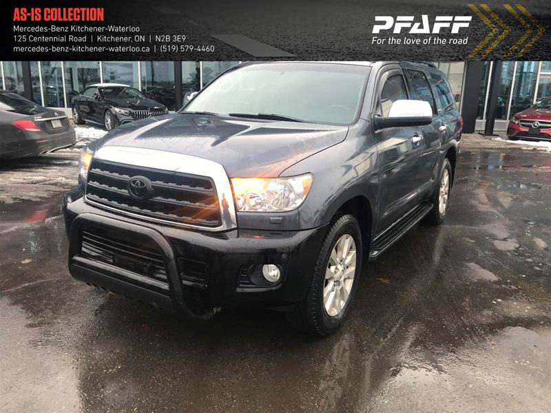 Pre-Owned 2010 Toyota Sequoia Platinum 5.7L 6A