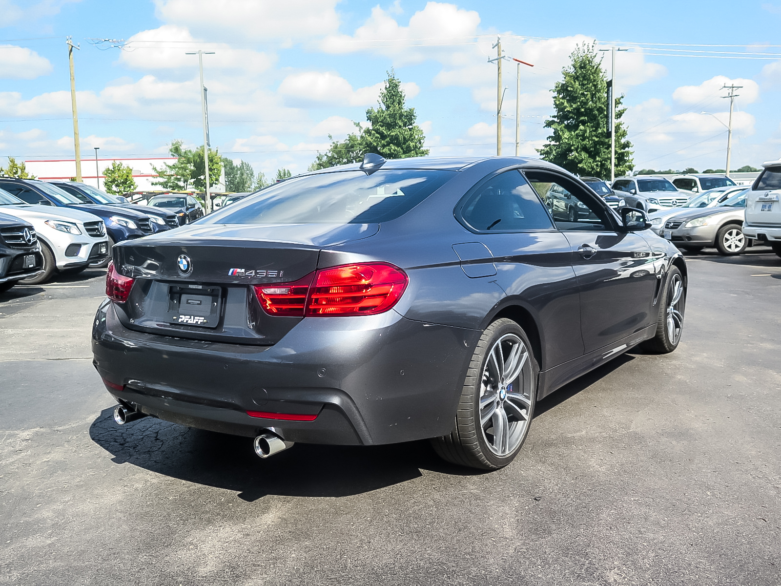 Pre-Owned 2016 BMW 435i xDrive Coupe