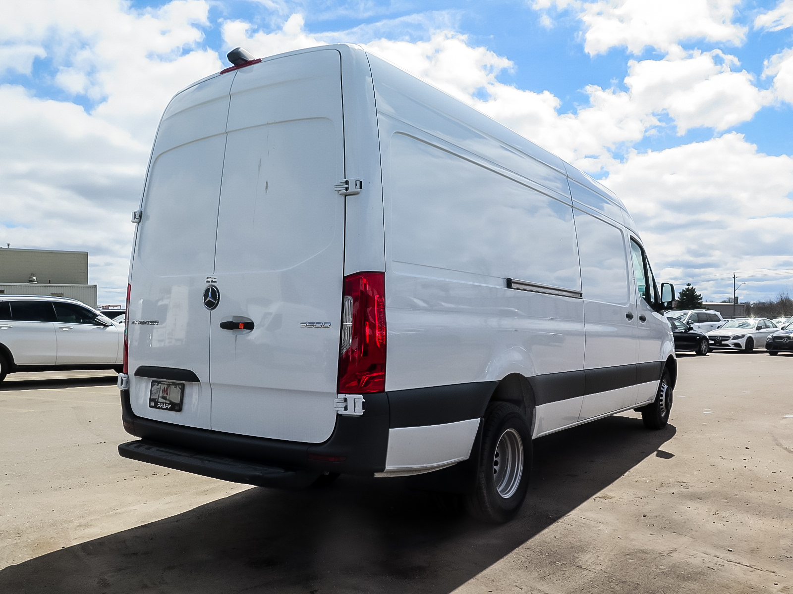 New 2019 Mercedes-Benz Sprinter V6 3500 Cargo 170
