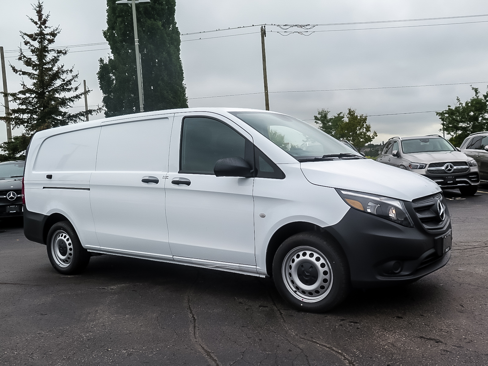 New 2020 Mercedes-Benz Metris Cargo Van 135