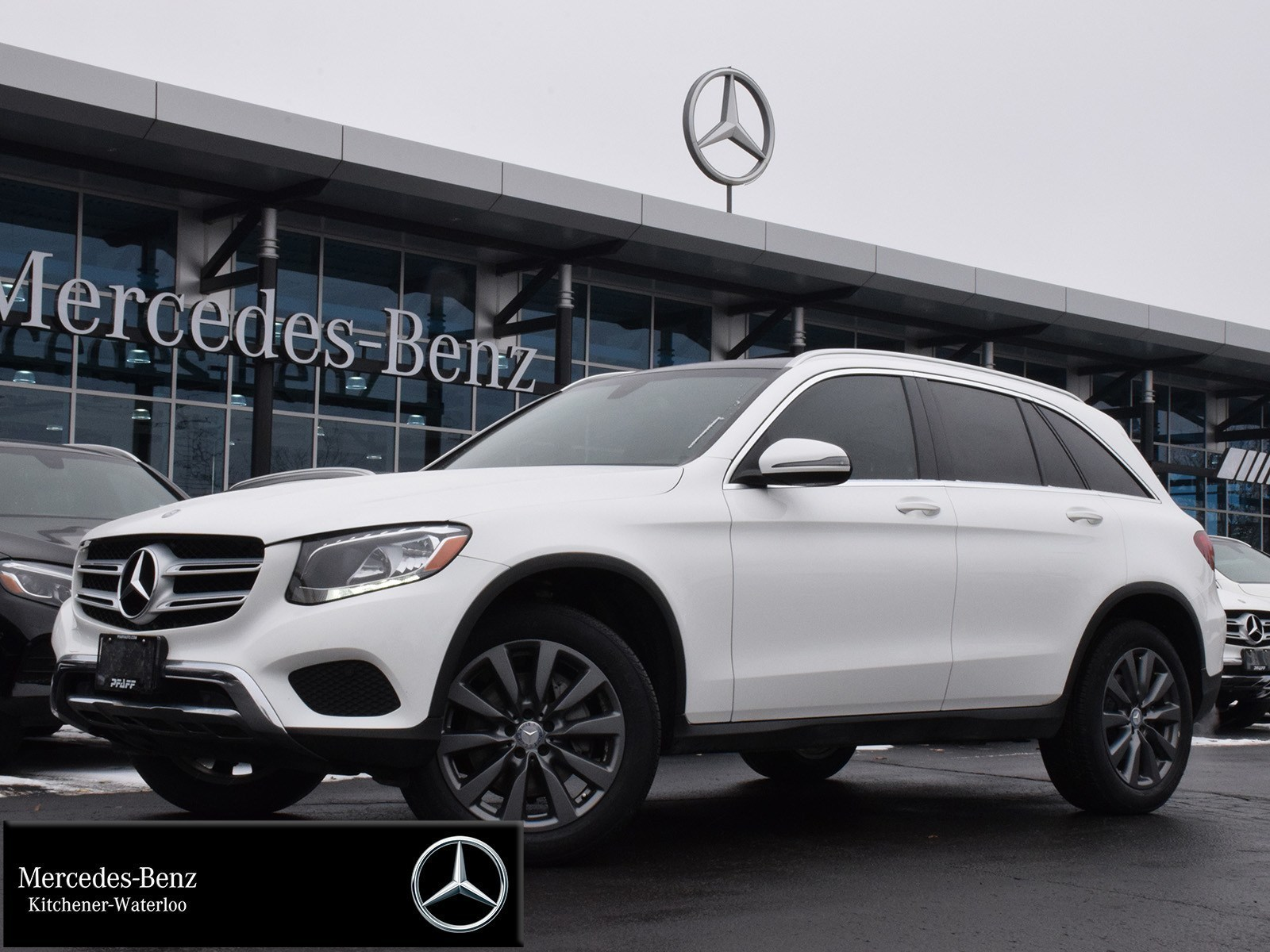 Certified Pre Owned 2016 Mercedes Benz Glc300 4matic