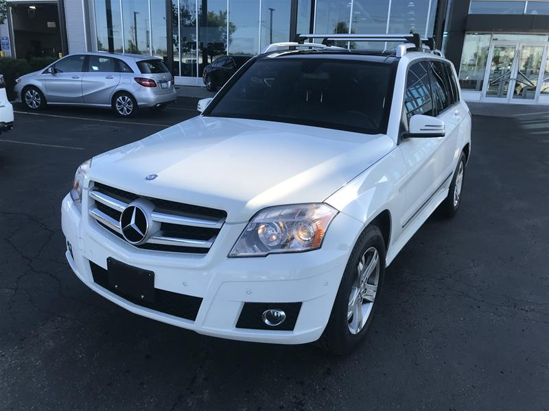 Pre-Owned 2011 Mercedes-Benz GLK350 4MATIC