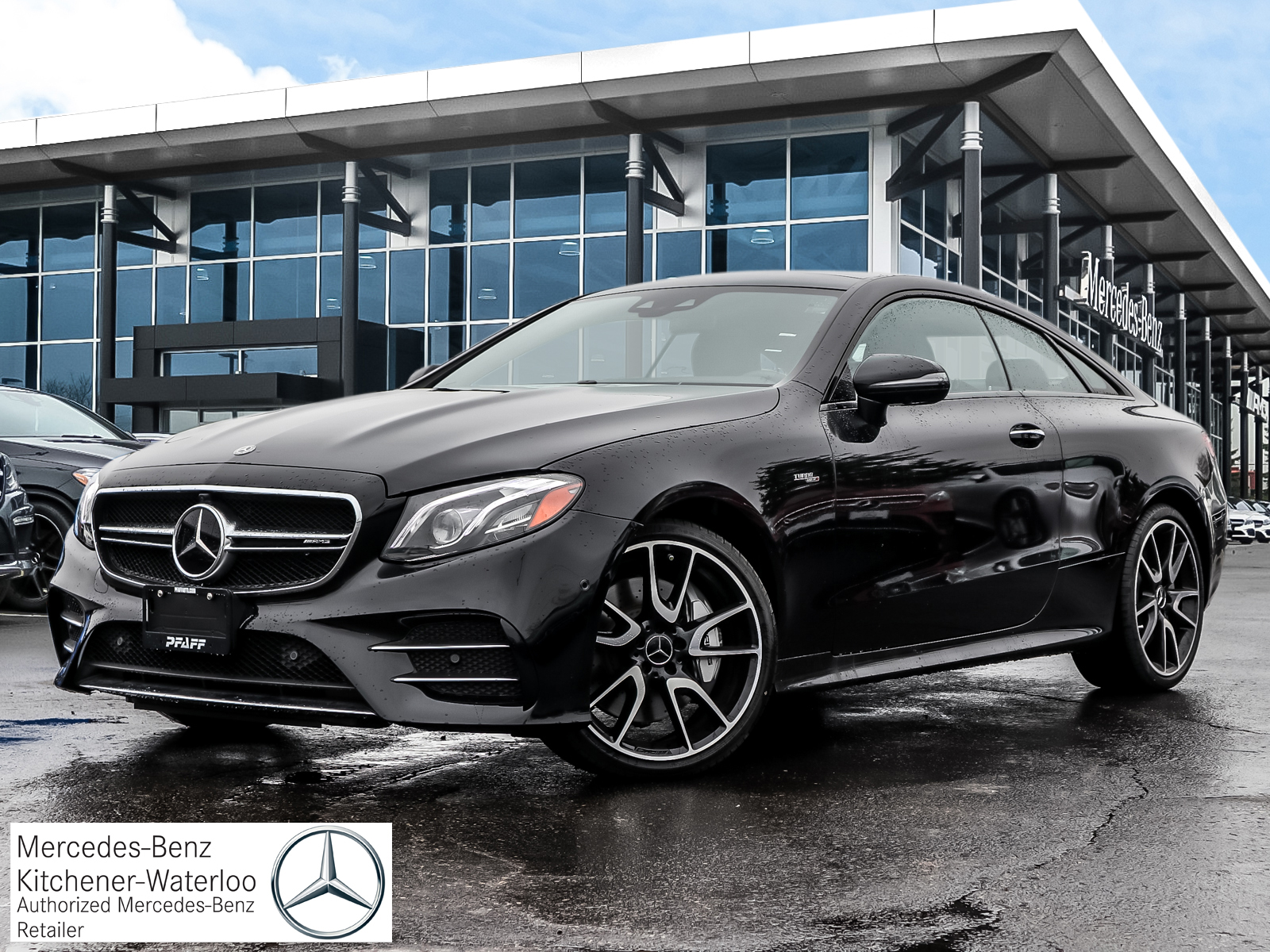 DEMO 2019 Mercedes-Benz E53 AMG 4MATIC+ Coupe