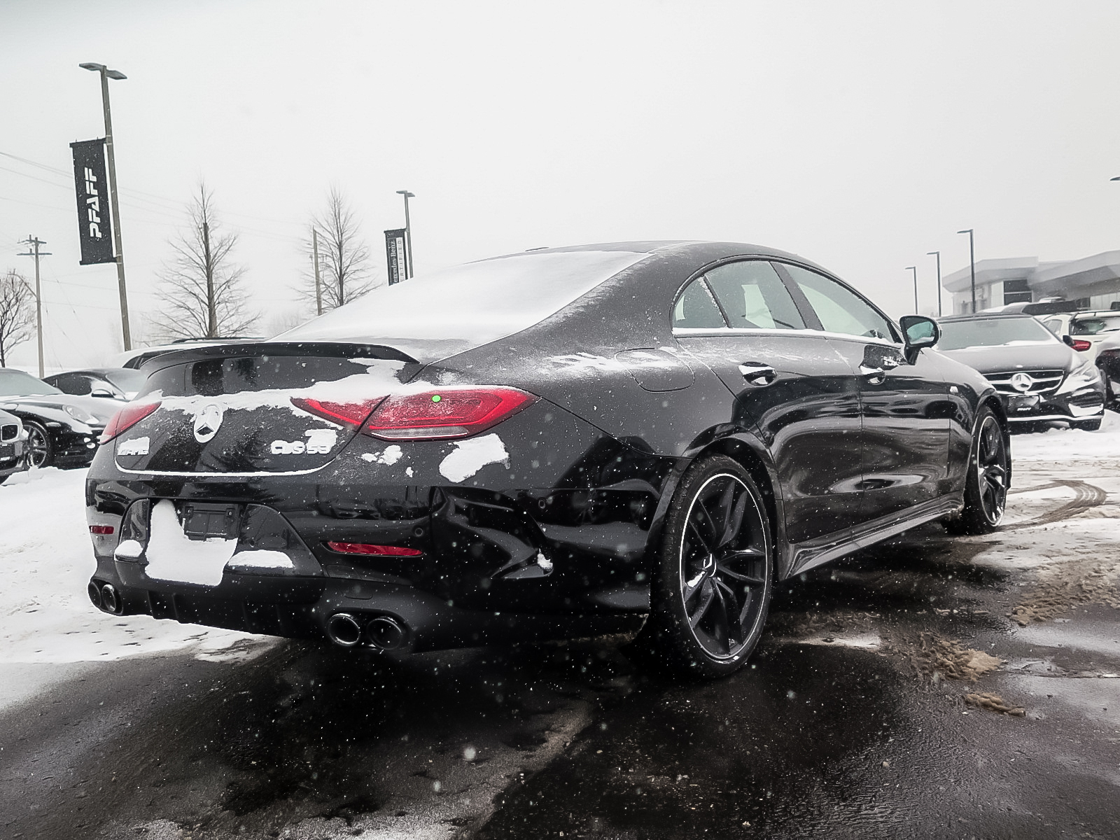 New 2020 Mercedes-Benz CLS53 AMG 4MATIC+ Coupe