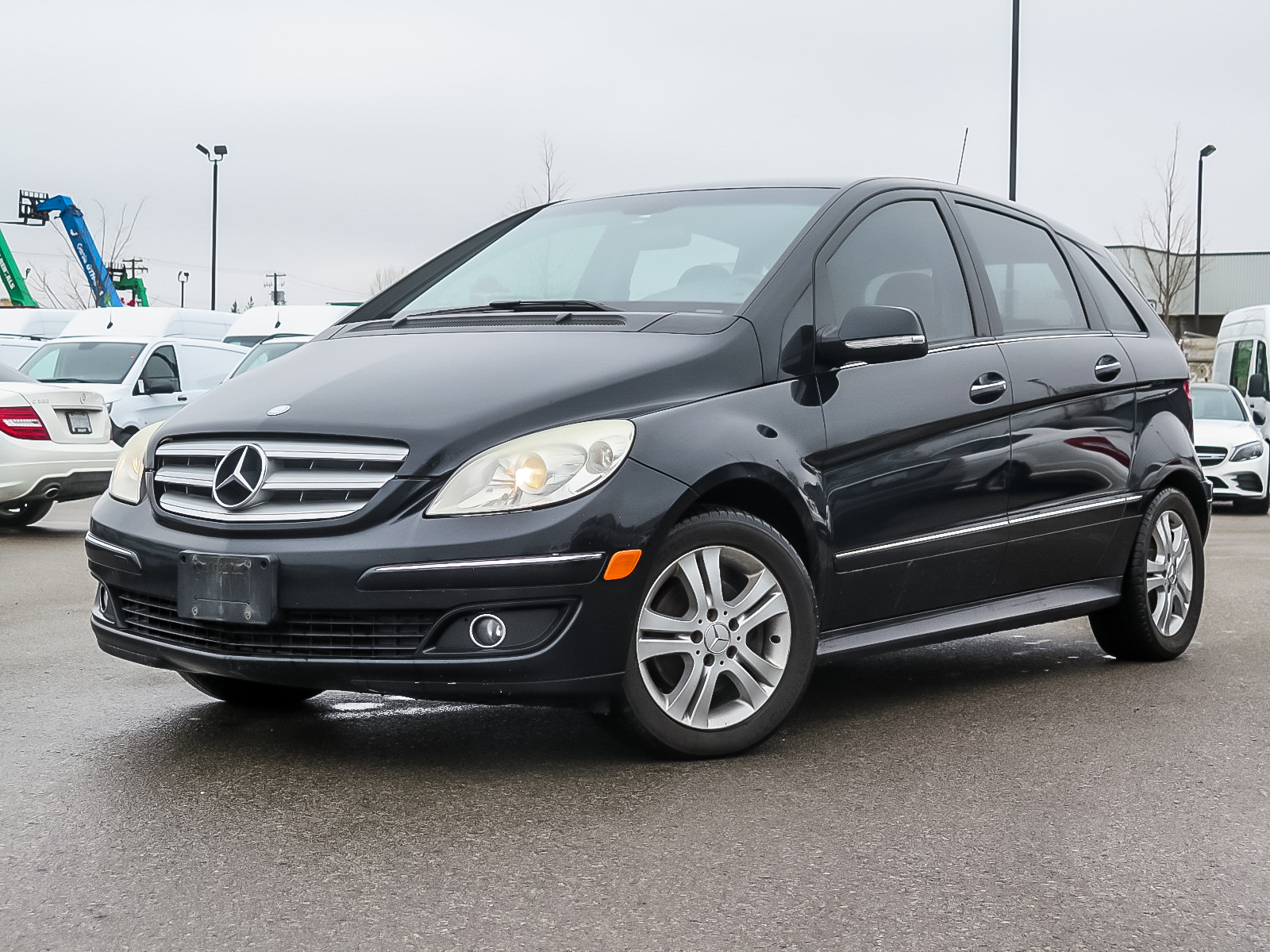 Pre-Owned 2006 Mercedes-Benz B200 Turbo