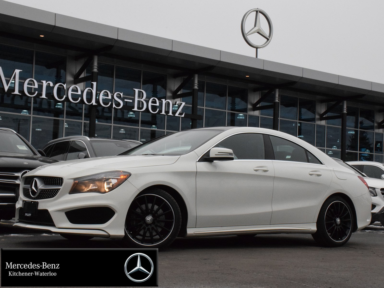 Certified Pre-Owned 2015 Mercedes-Benz CLA250 4MATIC Coupe
