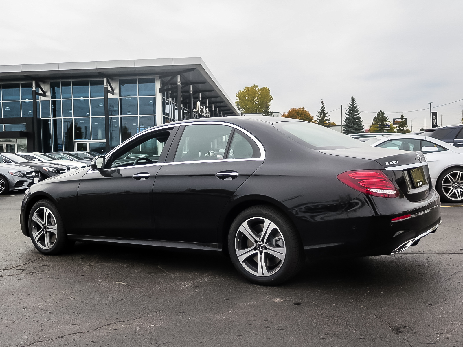 New 2020 Mercedes-Benz S560 4MATIC Sedan (LWB)