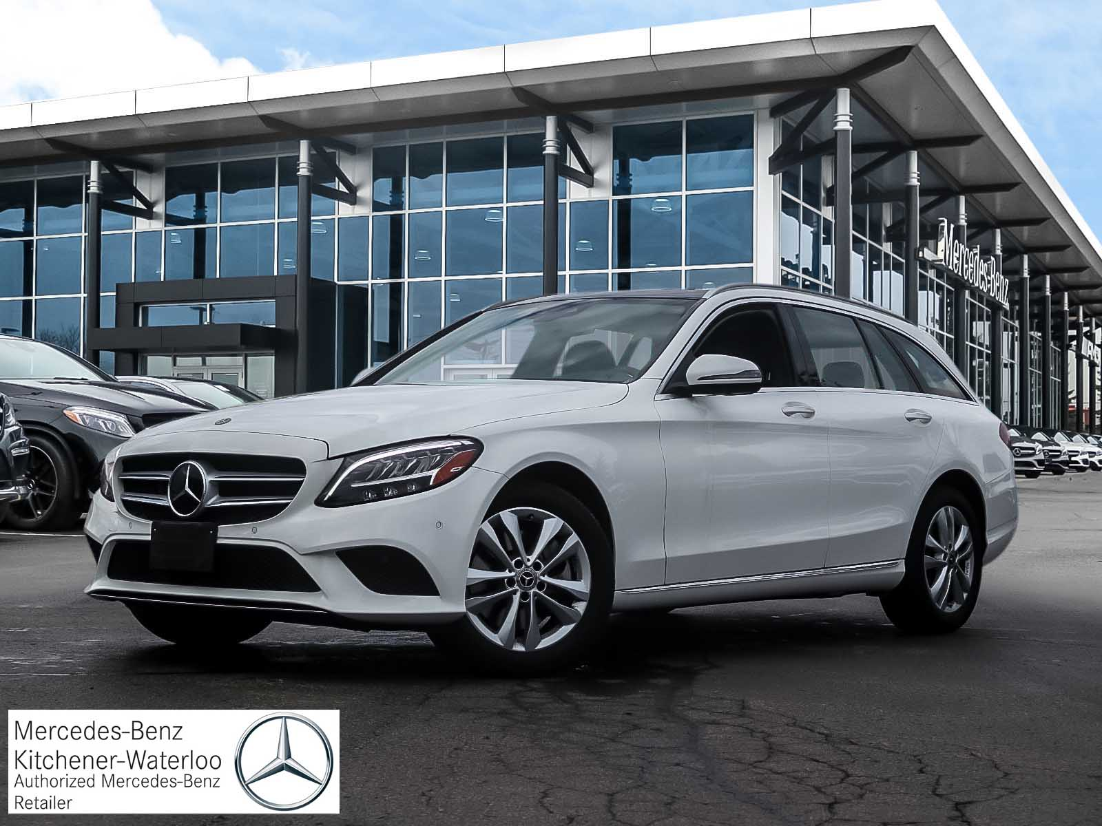 New 2019 Mercedes-Benz C300 4MATIC Wagon