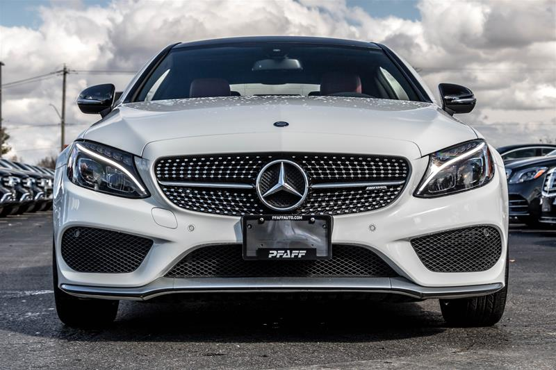 Certified Pre-Owned 2017 Mercedes-Benz C43 AMG 4MATIC Coupe