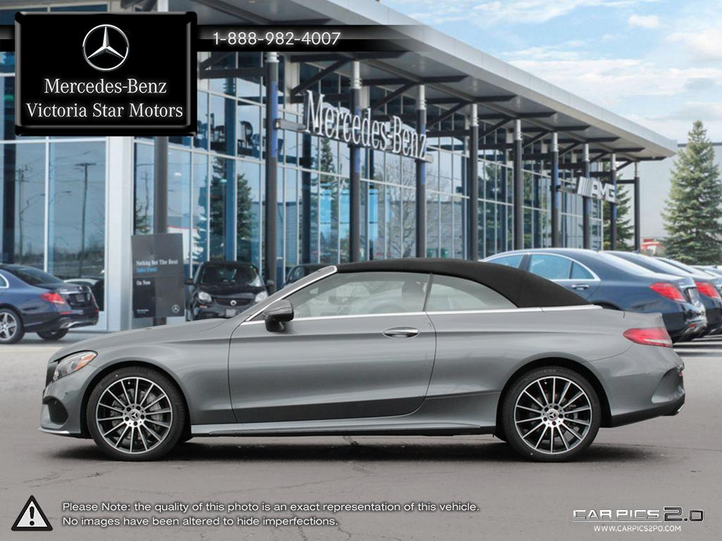 Certified Pre-Owned 2017 Mercedes-Benz C-Class C300 Cabriolet in ...