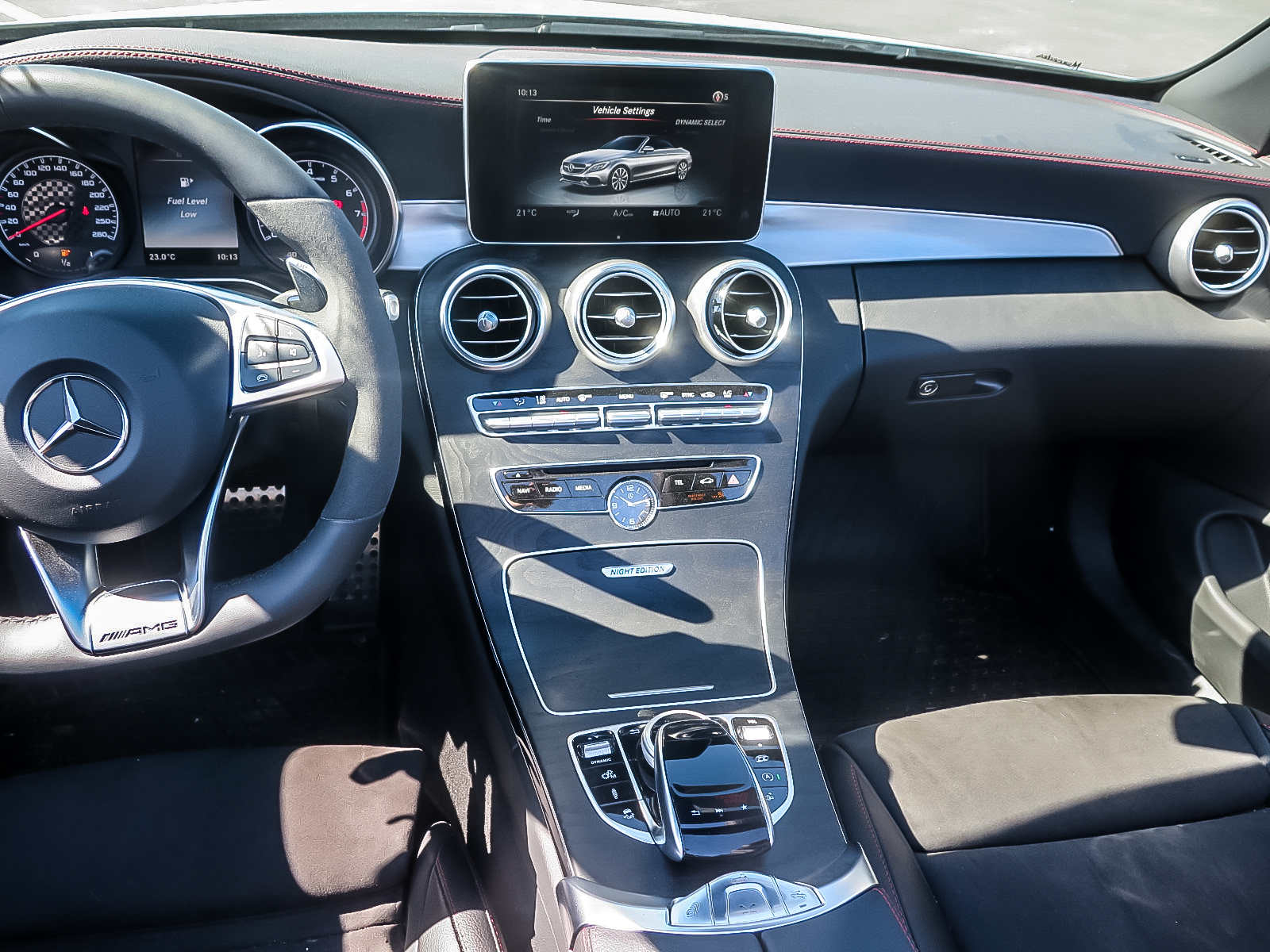 Certified Pre-Owned 2018 Mercedes-Benz C43 AMG 4MATIC Cabriolet
