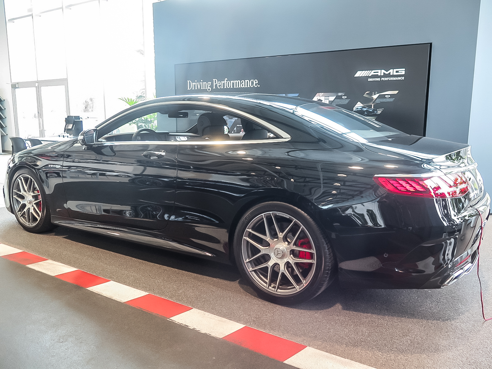 New 2019 Mercedes-Benz S63 AMG 4MATIC+ Coupe