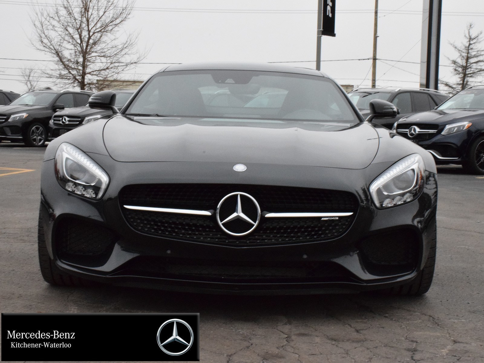 Certified Pre Owned 2017 Mercedes Benz Amg Gt S Coupe