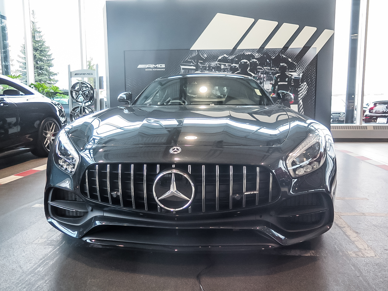 New 2019 Mercedes-Benz AMG GT C Coupe