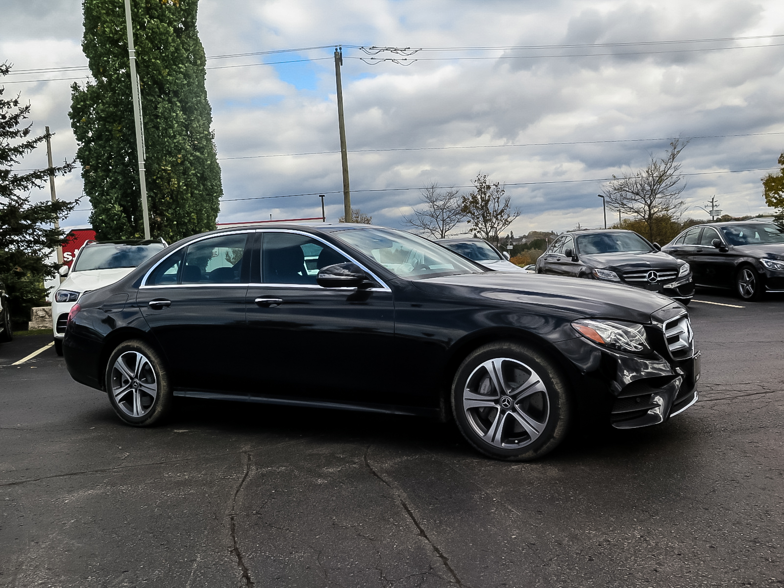 New 2020 Mercedes-Benz E450 4MATIC Sedan