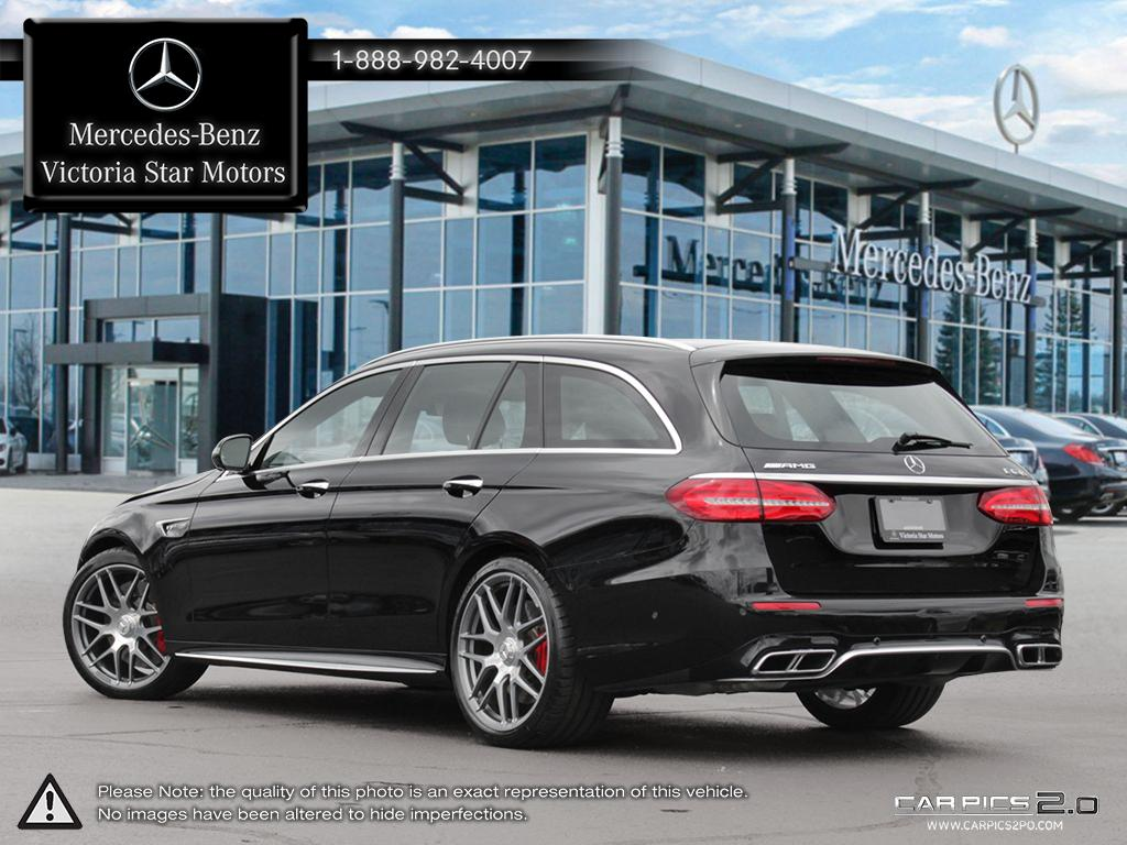 New 2018 Mercedes-Benz E-Class E63 AMG Wagon in Kitchener #38185 ...