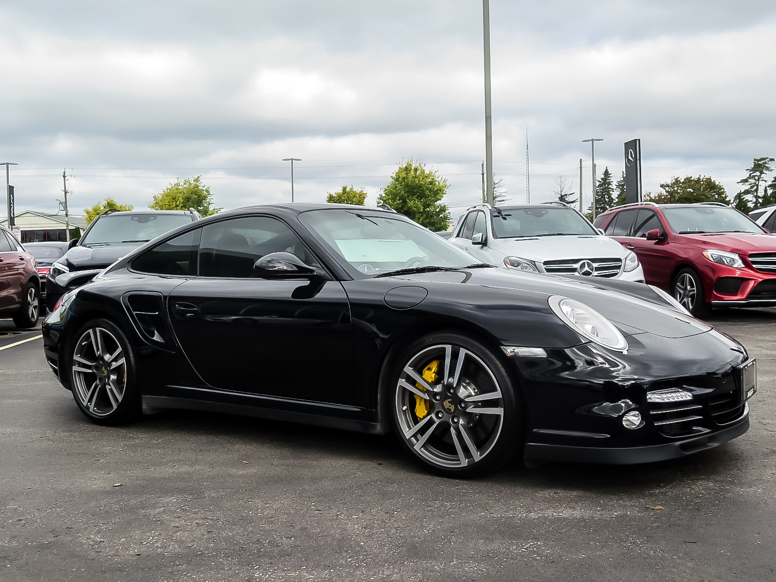 Pre-Owned 2012 Porsche 911 Turbo S Coupe PDK