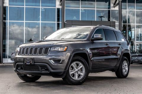 Pre-Owned 2017 Jeep Grand Cherokee 4x4 Laredo