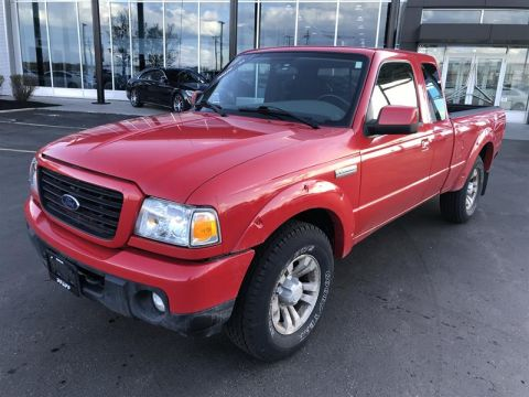 Pre-Owned 2009 Ford Ranger Sport Supercab 4WD
