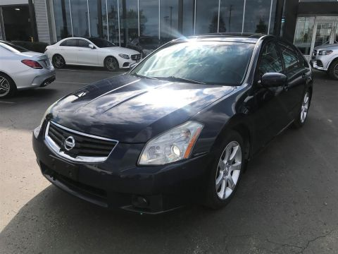 Pre-Owned 2007 Nissan Maxima 4Dr Sedan SE 5-seat at