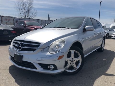 Pre-Owned 2010 Mercedes-Benz R350 BlueTEC 4MATIC