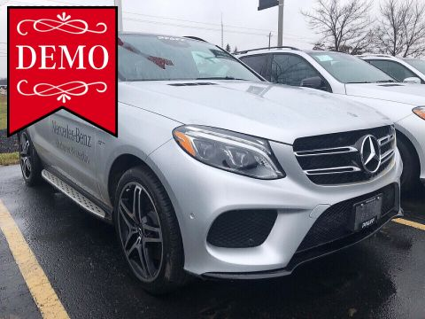 Certified Pre-Owned 2018 Mercedes-Benz GLE43 AMG 4MATIC SUV