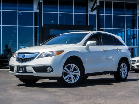 Pre-Owned 2014 Acura RDX Tech at