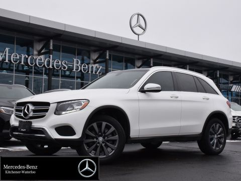 Certified Pre-Owned 2016 Mercedes-Benz GLC300 4MATIC