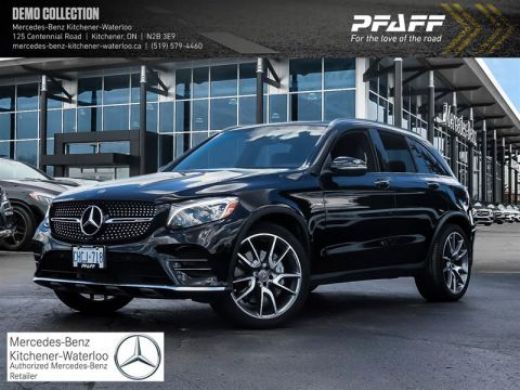 Certified Pre-Owned 2019 Mercedes-Benz GLC43 AMG 4MATIC SUV