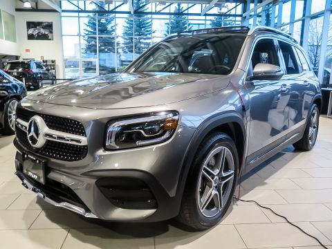 New 2020 Mercedes-Benz GLB250 4MATIC SUV